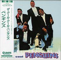 PENGUINS-THE COOL. COOL PENGUINS-JAPAN MINI LP CD BONUS TRACK C94