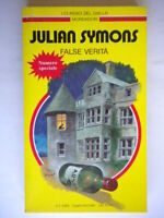 False veritàSymons JulianMondadoriclassici giallo703davis londra nuovo 818
