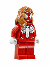 Lego Spider-Girl sh273 From 76057 Super Heroes Spider-Man Minifigure Figurine