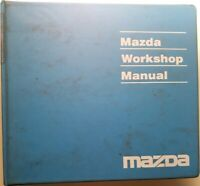 1995 Mazda Miata MX-5 MX5 Repair Workshop Service Repair Shop Manual OEM