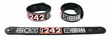 Front 242 NEW! Rubber Bracelet Wristband Free Shipping Headhunter aa230