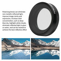 Magnetic CPL Lens Filter Polarizing Protective Glass for DJI OSMO ACTION Camera
