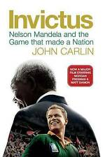 Invictus: Playing the Enemy: Nelson Mandela and the Game That Made a Nation Book