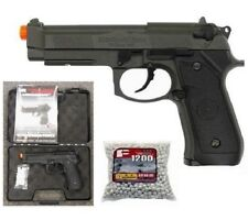 HFC M190 Special Forces M9 Full Metal Gas Blowback Airsoft Pistol