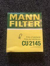 MANN CU2145 Cabin Filter