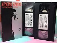 Scarface (VHS, 2003, Anniversary Edition) Al Pacino