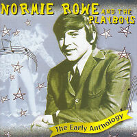 NORMIE ROWE & THE PLAYBOYS (2 CD) THE EARLY ANTHOLOGY ~ GREATEST HITS BEST *NEW*