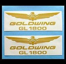 Reflective Helmet Decals For Honda GL1800 Goldwing Motorcycle GWH-R7-1800