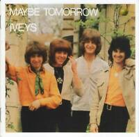 THE IVEYS - MAYBE TOMORROW (+4 Bonus)(1969/1992) Rock CD Jewel Case+FREE GIFT