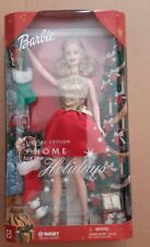 2001 Target Exclusive Home for the Holidays Barbie