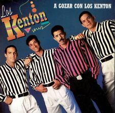 Los Kenton A Gozar conLos Kenton  BRAND  NEW SEALED CD