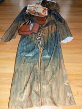 Boys Size Large 12-14 Disney Star Wars Chewbacca Halloween Costume & Mask Rubies