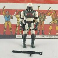 Original 2002 GI JOE Cobra NEO VIPER V2 ARAH not Complete UNBROKEN figure