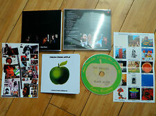 THE BEATLES BLACK ALBUM UNRELEASED 1969 APPLE ACETATE LP DEMO CD + EXTRAS MINT