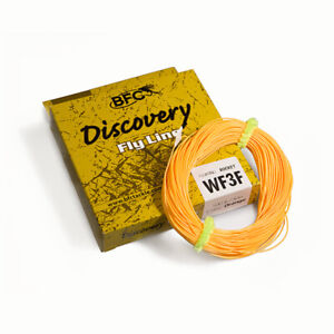 BFC Discovery Floating Weight Forward 100ft WF3F Fly Line