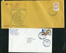 Lot Of 10 Covers, Canada Military Items 5 Scans)