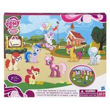 MLP FIM G4 My Little Pony Cutie Mark Crusaders & Friends Collection NIB HTF RARE