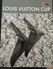 Louis Vuitton CUP Magazin von 2007 Valencia
