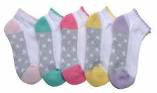 4 pairs of Cute Jungle Animals Girls Trainer socks 4-5 Years