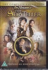 Jim Henson's The StoryTeller - Complete Series - John Hurt New Sealed UK R2 DVD
