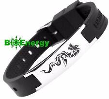 Dragon Magnetic Energy Germanium Power Bracelet Health 5in1 Bio Armband BAND