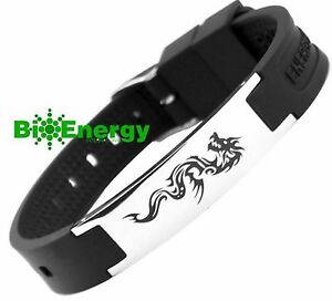 Dragon Magnetic Energy Power Bracelet Health 5in1 Bio Armband BAND