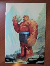 MARVEL TWO IN ONE #3 NM/NM+ 2018 YOUNG GUNS VARIANT MIKE DEL MUNDO