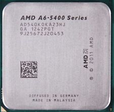 AMD APU A6-Series A6-5400K 3.6GHz Socket FM2