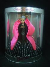 Mattel Barbie 1998 Happy Holidays - Rare Error Packaging - New In Box