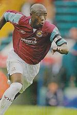 Football Photo>NIGEL REO-COKER West Ham United 2005-06