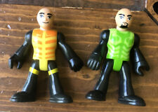 Imaginext SEA STINGER Sky Racer Pilots Replacement FIGURES Set Of 2 Excellent Co