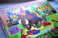 JUEGO de MESA BUCKING BRONCO (MAPLE TOYS GAME). CLÁSICO Vintage AMERICANO! NUEVO