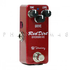 Keeley Red Dirt Mini Guitar Overdrive Pedal