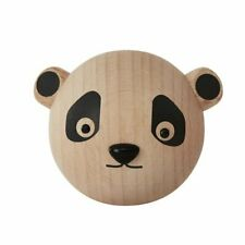 Oyoy Mini-Wandhaken Pandabär