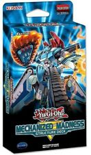Yu-Gi-Oh! Mechanized Madness Structure Deck Preorder