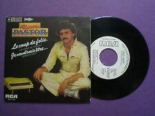 THIERRY PASTOR Le Coup De Folie SPAIN PROM0 45 1981 EX Italo Disco