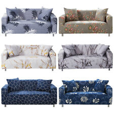 1 2 3 4 Seater Chair Sofa Cover Stretch Slipcover Couch Pet Furniture Protector