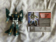 Transformers TFSS 5.0 Fractyl - incomplete - combiner wars Prime Lot Loose