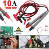10A Digital Multimeter Test Leads Probes Volt Meter Cable Wire Pen 1000V