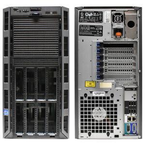 "Dell PowerEdge T320 Tower XEON E5-2420 v2 SC 2.2GHz 32GB RAM PERC H710 8Bay 3,5"""