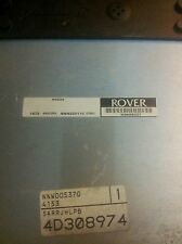 NNN000110 ROVER 75 1.8 ENGINE ECU