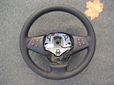 BMW X5 E70 E70LCi NAPPA NEW LEATHER STEERING WHEEL/M STYLE ST. THICK SOFT HEATED