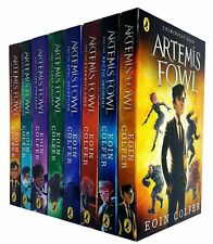 Artemis Fowl Series 8 Books Collection Set by Eoin Colfer NEW Criminally Good