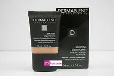 Dermablend Smooth Liquid Camo Foundation 1 oz - Chestnut - New in Box