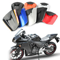 Rear Seat Cover Cowl Fairing For Honda CBR 500R 2013 2014 2015 Black Blue