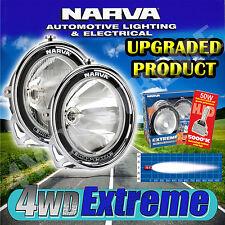 NARVA EXTREME HID COMBINATION SPOT & FLOOD BEAM SPOTLIGHTS CHROME LAMP 71768HID