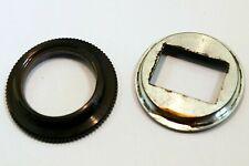 Eye piece with glass ring Coupler adapter for Nikon Nikkormat Nikomat camera FTn