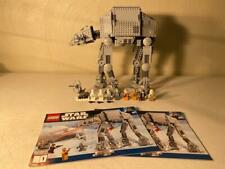 Lego 8129 AT-AT Star Wars 100% Complete Set Manual Minifigures