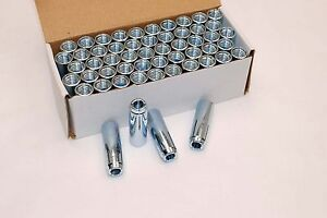 (50) Drop-In 1/2 x 2 Concrete Expansion Anchor 5/8 Drill Zinc Plated 1/2-13