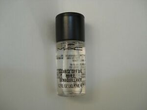 MAC Cleanse Off Oil 0.2 OZ / 6 ML Travel Sample Size NEW